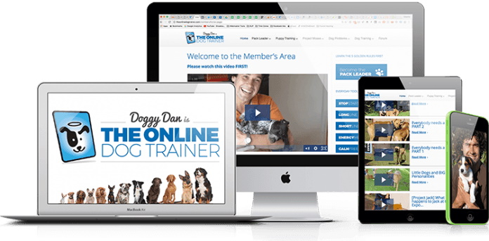 Doggy Dan's Online Dog Trainer Full Package 2