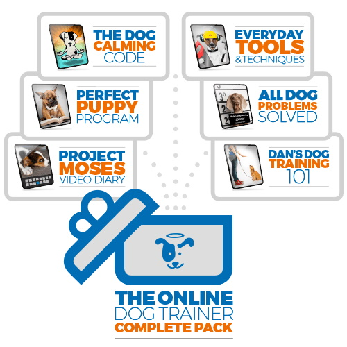 The Online Dog Trainer Complete Pack