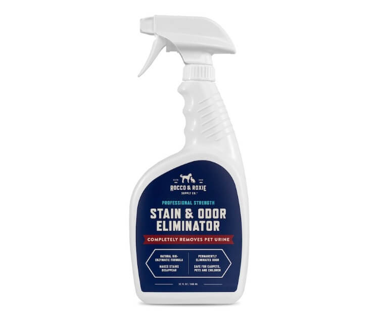 How To Get Rid Of Cat Spray Smell - Enzyme Cleaner