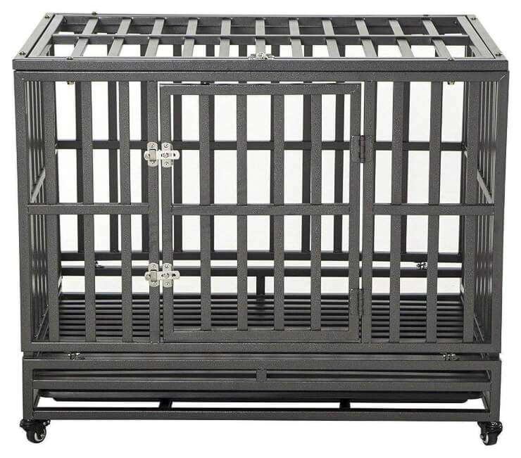 How To Crate Train A Puppy - Heavy-Duty