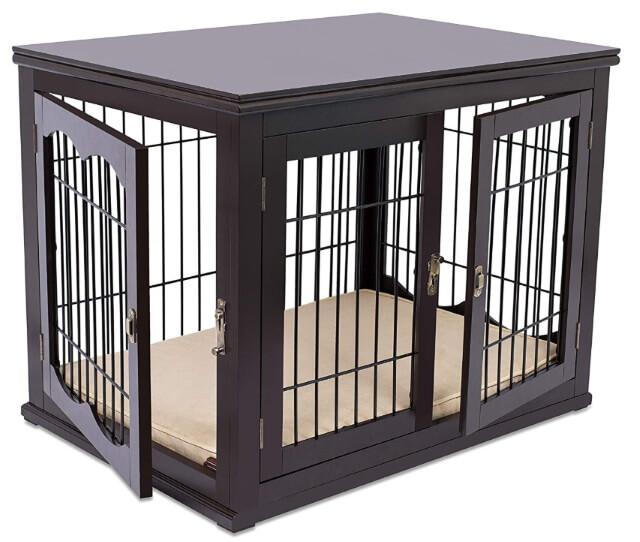 How To Crate Train A Puppy - Furniture