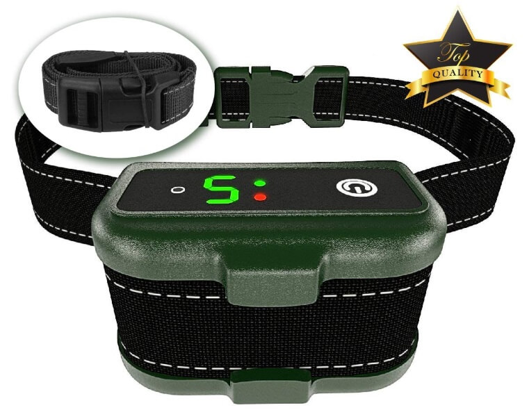Best Bark Collars For Small Dogs - TPI Pro Rechargeable