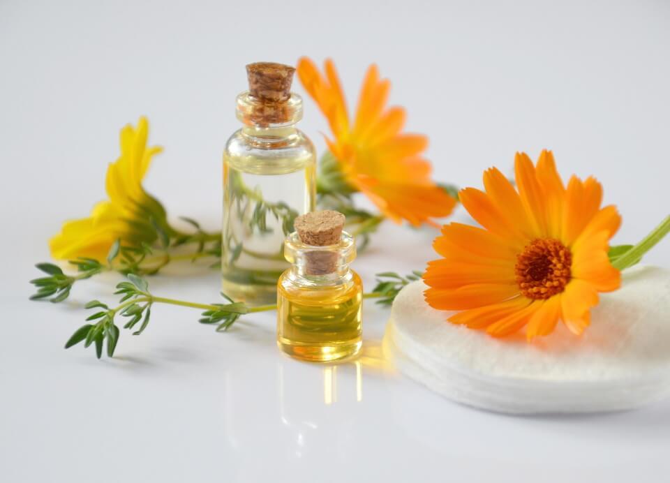 Calendula oils