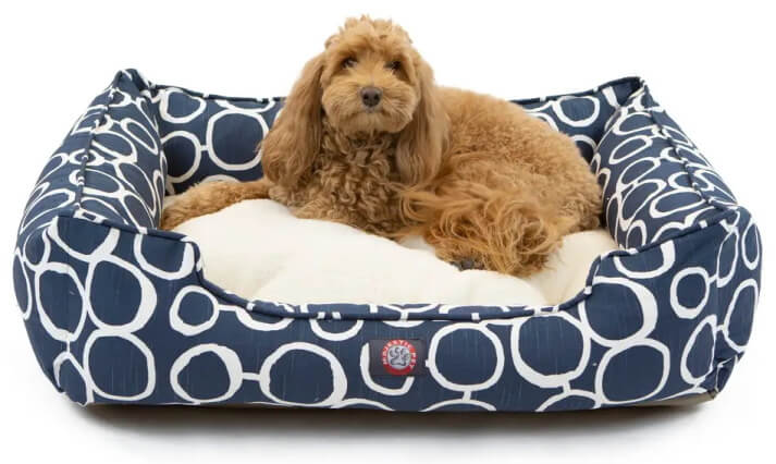 Majestic Pet Contemporary Lounge Dog Bed