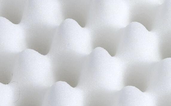 Foam mattress texture