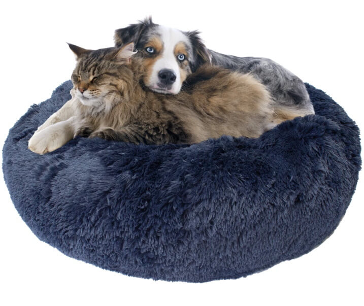 Downtown Pet Supply Premium Donut Dog Bed