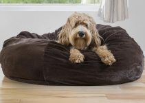 FurHaven Plush Ball Pet Bed
