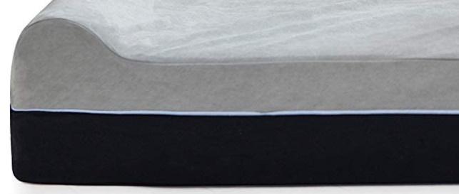 Orthopedic memory foam dog bed sample 1