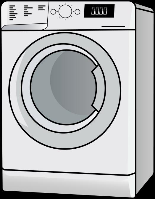Washing machine graphic