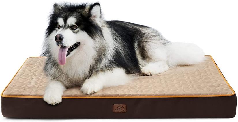 Bedsure Orthopedic Memory Foam Dog Bed 2