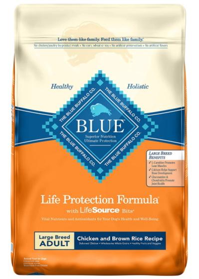Blue Buffalo Life Protection Adult Large Breed Dry Dog Food