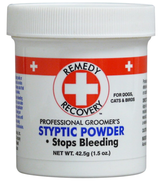 Remedy & Recovery Professional Groomer's Styptic Powder